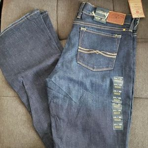 Lucky Brand Charlie Baby Boot Jeans (10/30)